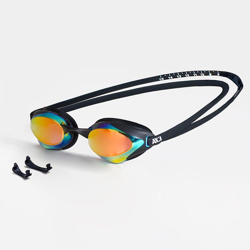 f24361062e Gafas de Natación AX3 Lente Espejo - Ax3 Triathlon